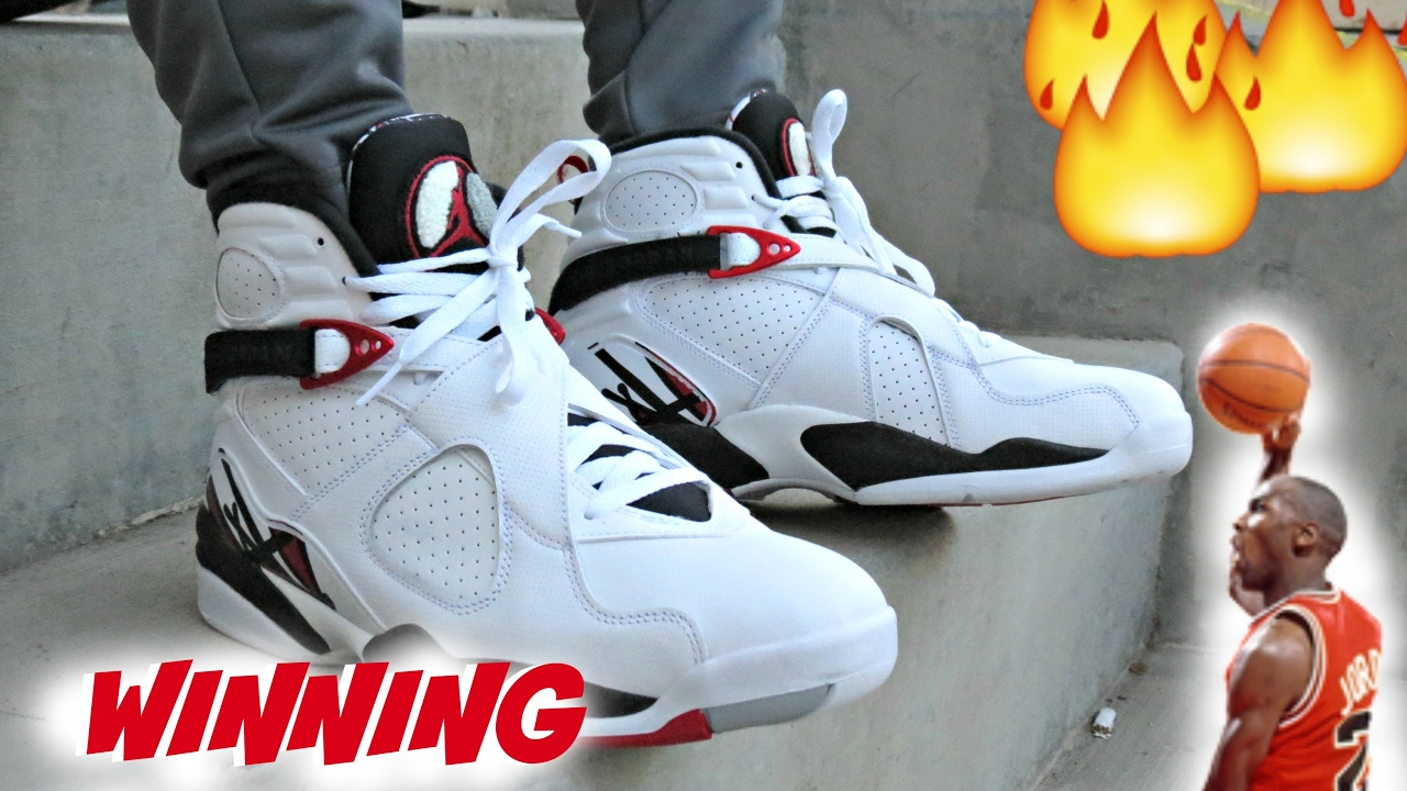 jordan retro 8 shoes for men