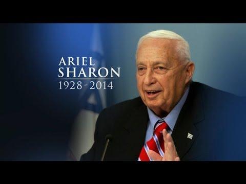 Former Israeli Prime Minister Ariel Sharon Dead at Age 85