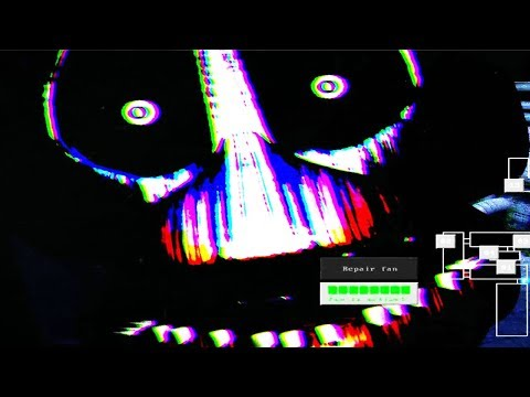 NEW METAL ANIMATRONICS WANT TO KILL ME!! | FNAF Jolly 3 (Five Nights at Freddys)