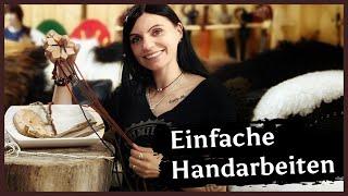 Einfache Handarbeiten - HIEB- UND STICHFEST by Battle-Merchant