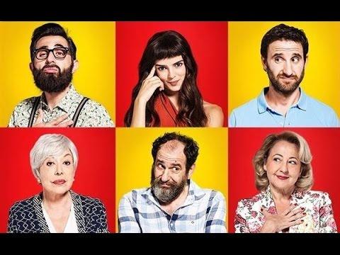 Έρωτας αλα Καταλανικά - Spanish Affair 2 FULL HD Greek Trailer