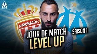 Monaco 2-3 OM les coulisses de la victoire | Jour de Match