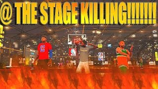 NBA 2K16 Stage Gameplay - RACKING Up On VC | Shooting DEEP Three