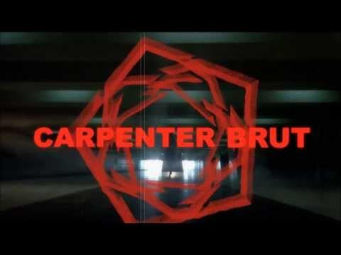 Carpenter Brut - Le Perv (official video)