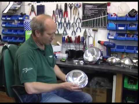 Sealed beam replacement light units from Holden Vintage & Classic