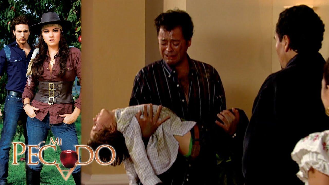 Download Mi pecado - Capítulo 5: Cesarín muere ahogado en el río | Televisa