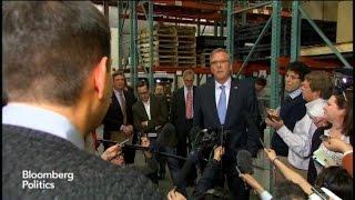 Jeb Bush Reminisces on Past New Hampshire Primaries