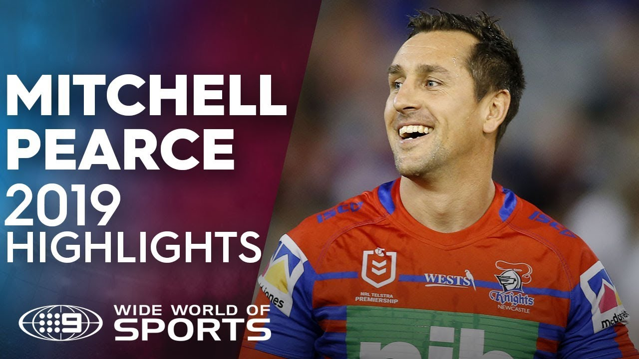 Mitchell Pearce's Origin Audition Tape | NRL on Nine