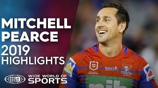Mitchell Pearce's Origin Audition Tape | NRL on Nine