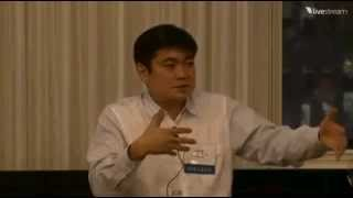 Joi Ito, Director of the MIT Media Lab, Fireside Chat at the MIT Enterprise Forum of NYC - Q&A