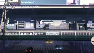 If you have not seen 5 Centimeters Per Second please watch the movie before watching this. This is the ending climax scene of 5 Centimeters Per Second, ...