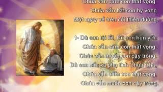 Chúa Cấm Con Thất Vọng (Lm Mi Trầm) - Ca đoàn Ngôi Ba
