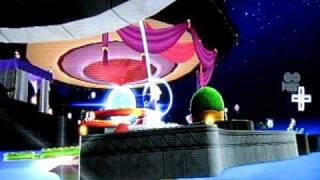 マリオギャラクシー 天文台の2階に自力でのぼってみた thumbnail