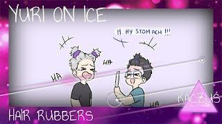 Yuri On Ice   Hair Rubbers   Polish Fandub