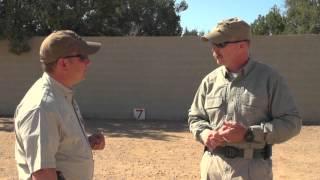 Understanding Flash Sight Picture: Handgun Tip - Gunsite Academy Firearms Training