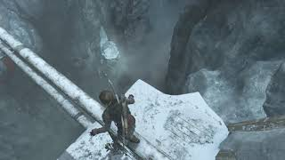 Rise of the Tomb Raider Ice Ship Challenge