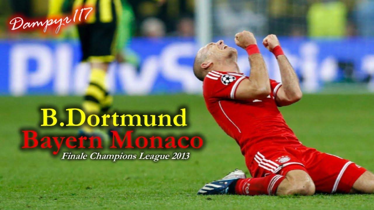 Dortmund - Bayern Monaco 1-2 (Finale 2013) Piccinini - YouTube