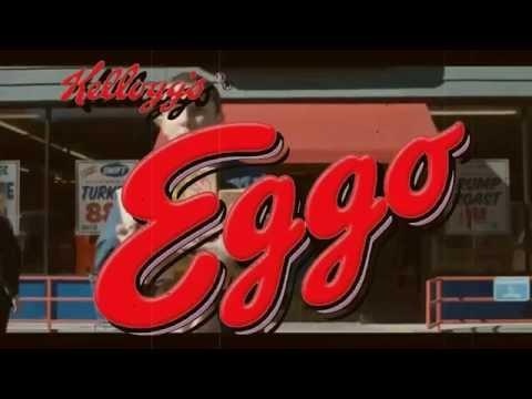 Stranger Things Eggos Commercial
