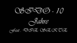 SIDO - 10 Jahre Feat. Die Sekte