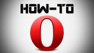 Gambar cover How to Download and Install Opera