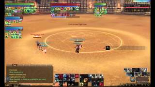 AFK honor farming alts are ruining the new arenas - Balanced Arena 2v3 [Archeage 2.5]
