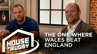James Haskell & Mike Tindall: Wales, England and which coaches love a night out | House of Rugby #20
