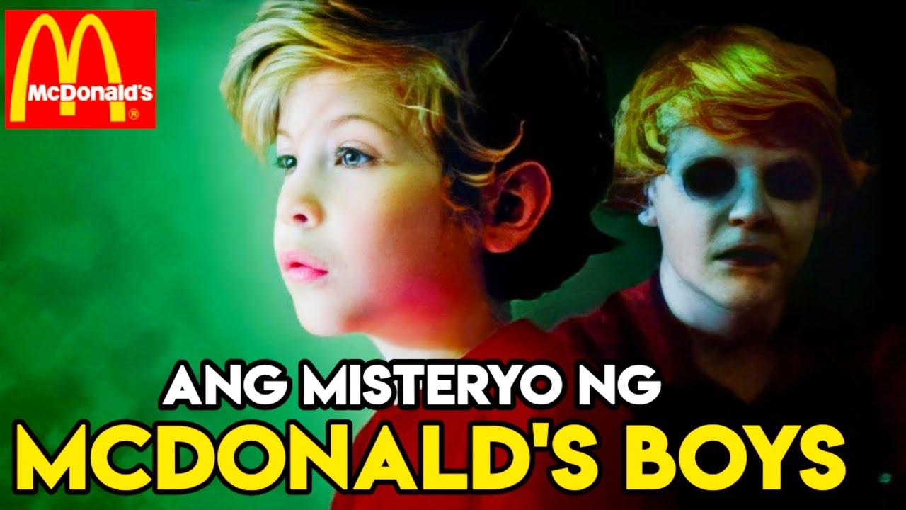 Ang MISTERYO ng MCDONALD'S BOYS sa SINGAPORE