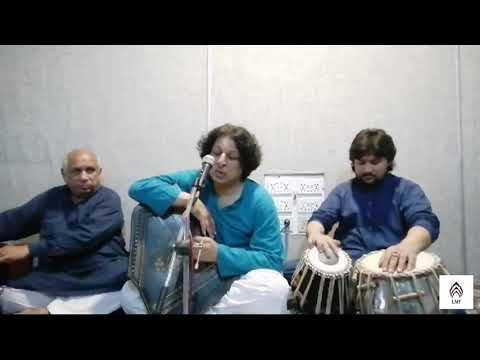 Lahore's vocalist Ustad Faheem Mazhar - Khayal Raag Lankeshri- Music of Pakistan