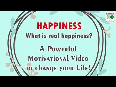 Happiness 1 of 6  Veer Bhupinder Singh Ji on Zee Punjabi   20 7 13