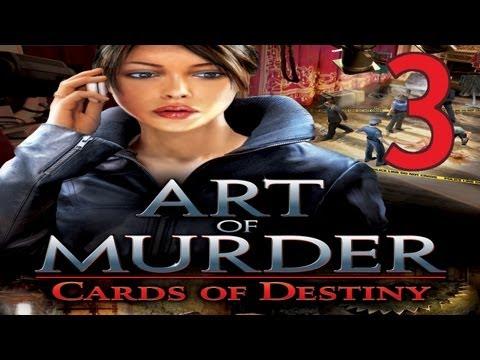 Art of Murder: Cards of Destiny Walkthrough part 3  