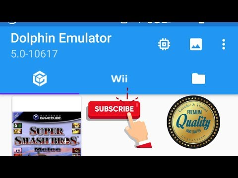 Dolphin Emulator On Android Gamecube Und Wii Games