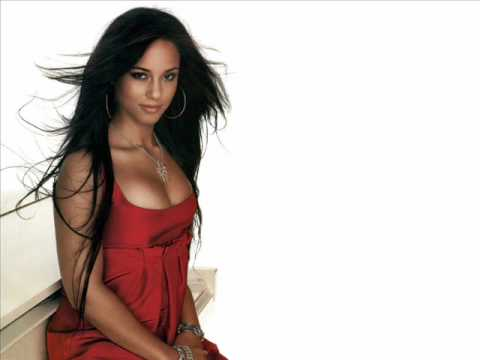 Alicia Keys- Thats How Strong My Love Is.wmv