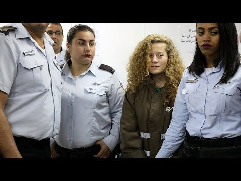 'Palestinian Joan of Arc': Israel indicts 16yo activist over West Bank scuffle with IDF