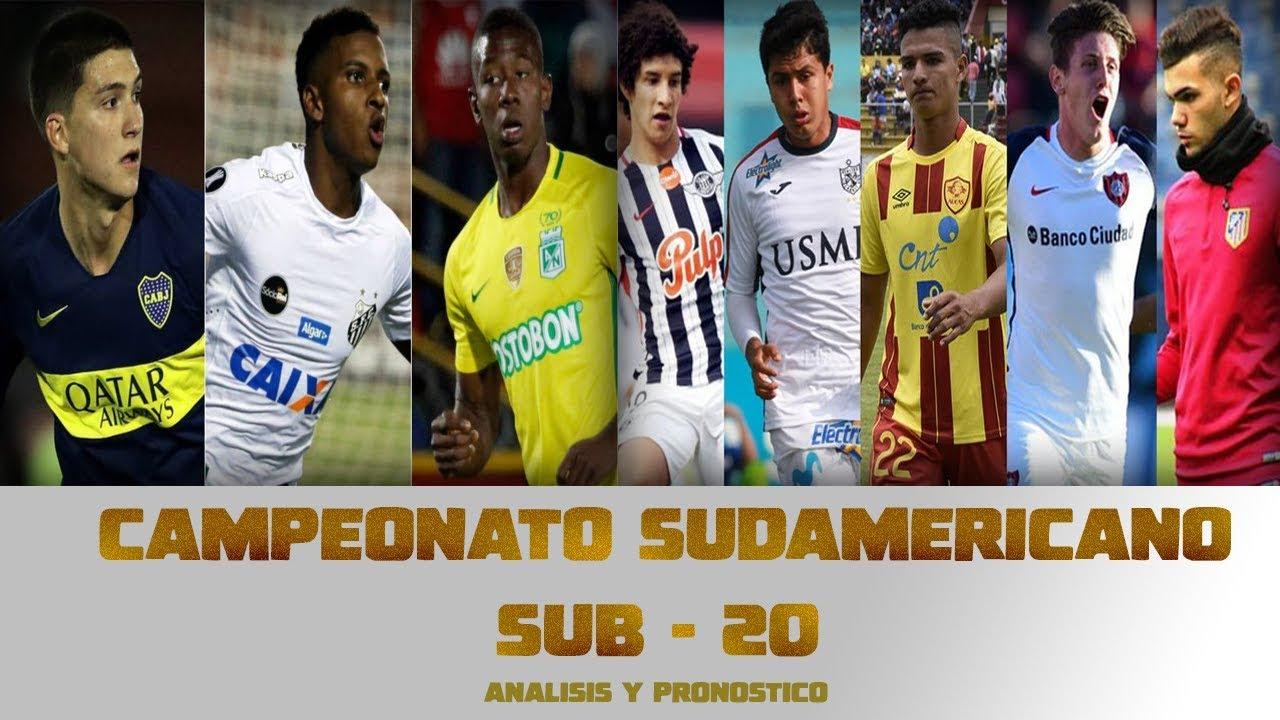 Campeonato Sudamericano Sub - 20 Chile 2019