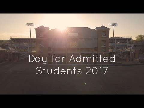 Day for Admitted Students 2017