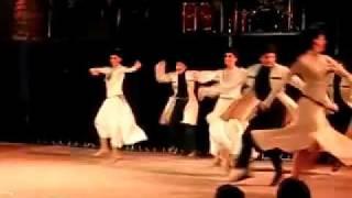 Georgian Dance - Suxishvilebi - lekuri (Сухишвили - ilouri) (Art Gen 11.07.2009)