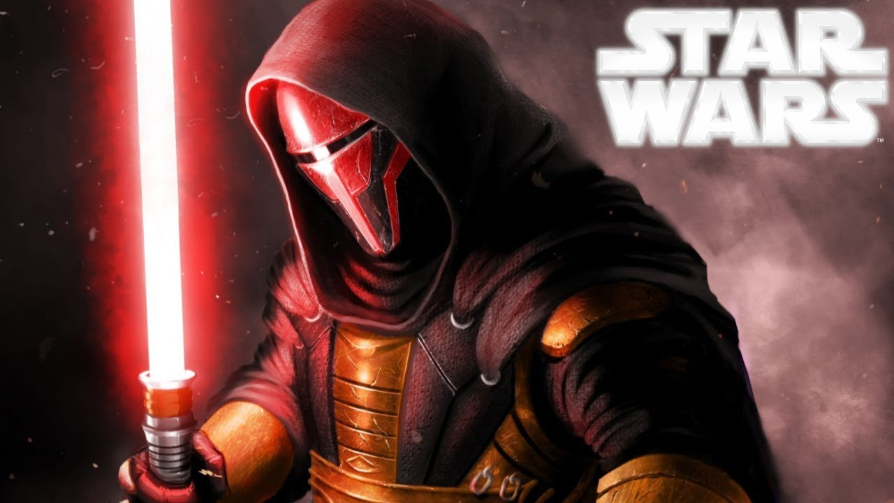 Star Wars Reveals The Son Of Darth Revan Star Wars Explained