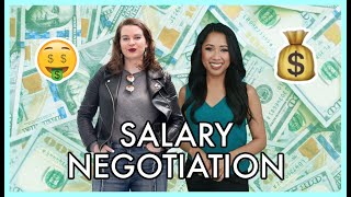 Negotiating Salary for a New Job (What to Say & How to Prepare) | Tori Dunlap of Her First 100K