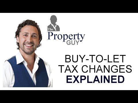 Landlords Buy to Let Tax Relief