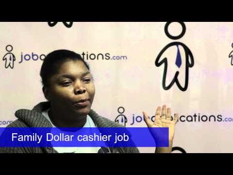 Family Dollar Interview - Cashier