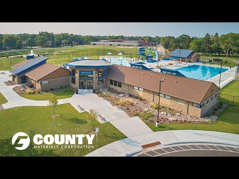 Advantages of Concrete Masonry -  Erb Park Pool Project Feature