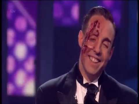 THE X FACTOR 2014 HALLOWEEN WEEK - STEVI RITCHIE - YouTube