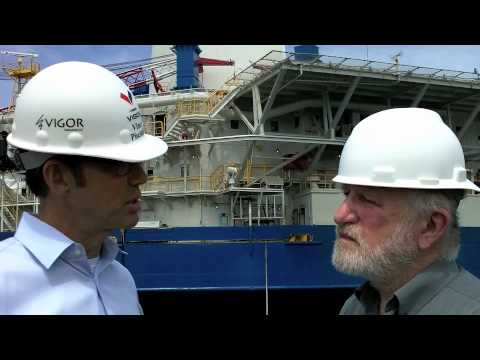 Three WorkBoat questions with Vigor Industrial