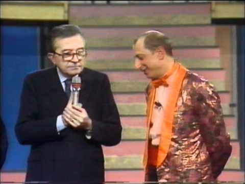 Satira e potere: Andreotti a Biberon (1988)