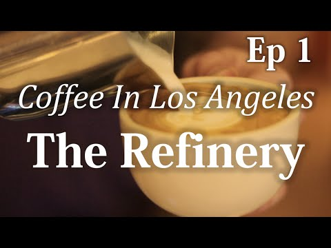 Coffee In LA - 1 - The Refinery, Santa Monica