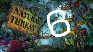 WALKTHROUGH - NATURAL THREAT 2 -  EP. 6 SURVEILLANCE CAMERA SHOWS WHAT HAPPENED