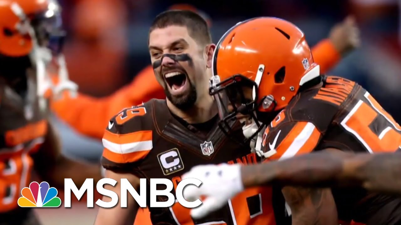 Since The Last Time The Cleveland Browns Won A Game... | MTP Daily | MSNBC