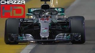 2018 Singapore Grand Prix Race Watchalong