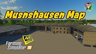 "[""Musnshausen Map"", ""tazzienate"", ""4k"", ""4k video"", ""4k resolution"", ""4k resolution video"", ""fs19"", ""fs-19"", ""fs19 mods"", ""fs19 maps"", ""farming simulator"", ""farming simulator 19"", ""farming simulator 2019"", ""farming simulator 19 mods"", ""farming simulator 1"