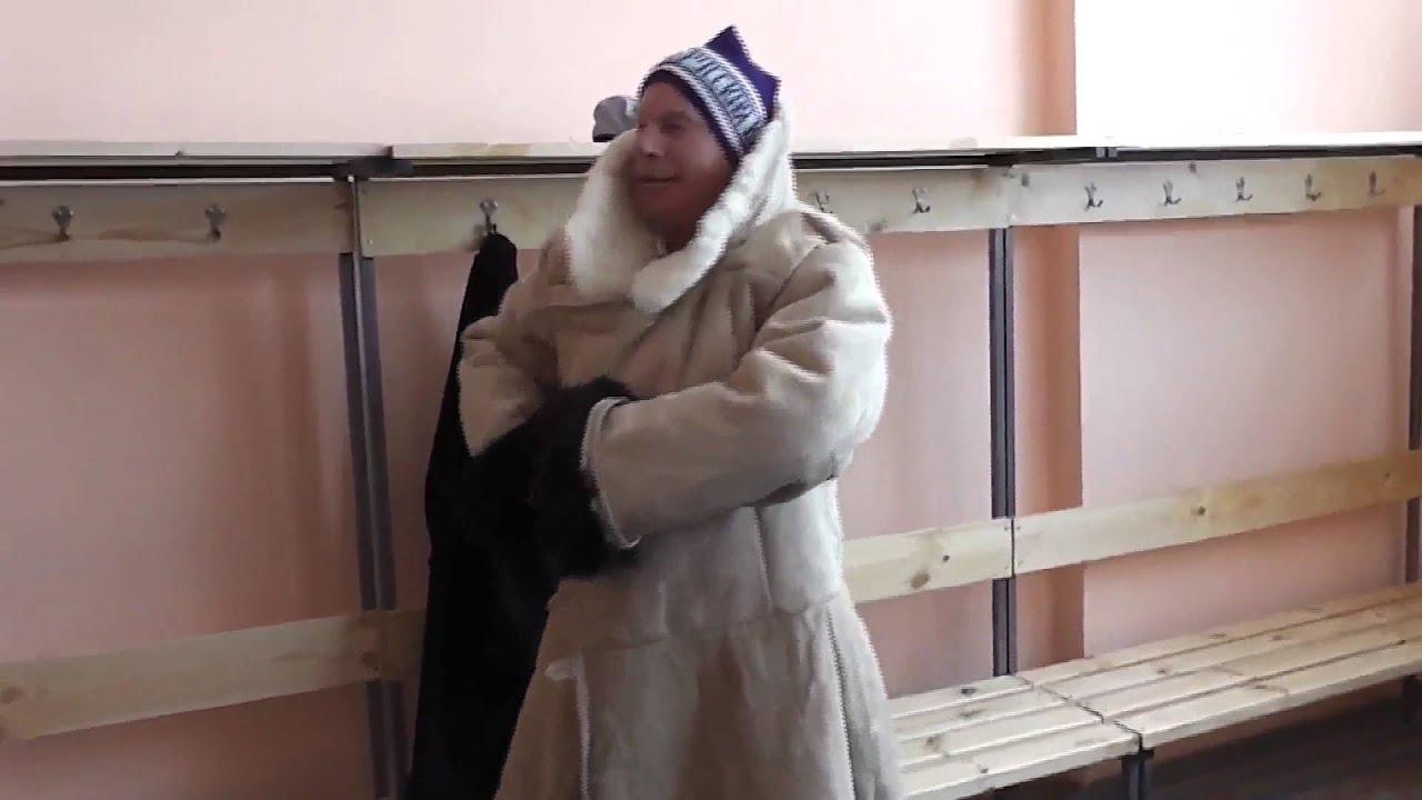 Тулупы.рф- интернет магазин бекеш из натуральной овчины - YouTube